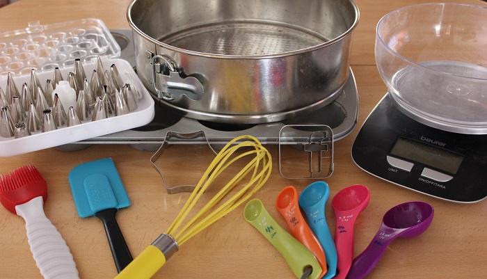 Reposter a dulces geek - Utensilios de silicona para cocina ...